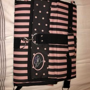 Other - makeup and small mirror carrier for travel
